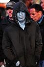 NYにエレクトロ出現!「スパイダーマン2」のジェイミー・フォックスをキャッチ
