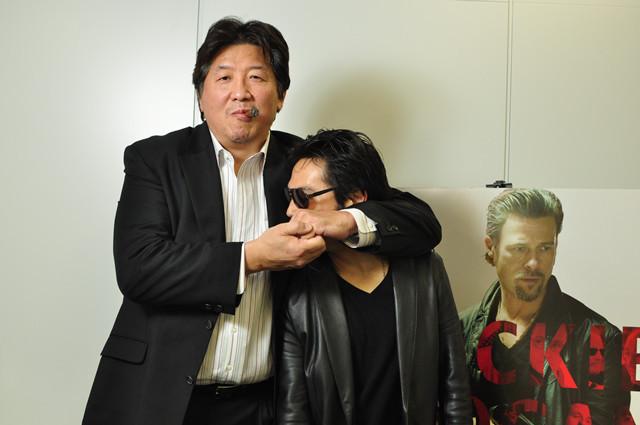 元格闘家・前田日明氏が「ジャッキー・コーガン」新人宣伝マンに喝!