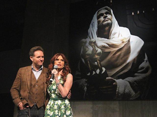 聖書を題材にした大ヒットドラマ「ザ・バイブル」が映画化