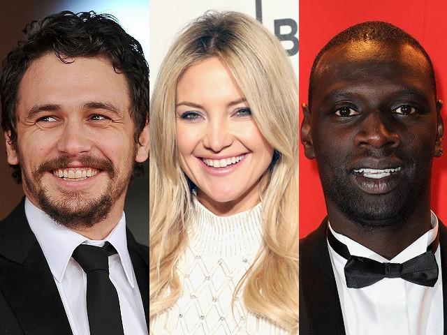 ジェームズ・フランコ、ケイト・ハドソン、オマール・シーが新作スリラーで共演