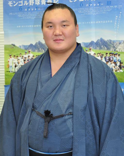 横綱・白鵬、ミスター&松井氏の国民栄誉賞を祝福!