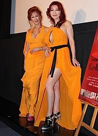 トークショーに出席した叶恭子と叶美香「私が靴を愛するワケ」