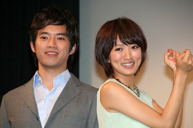 夏菜「監禁探偵」で共演の三浦貴大を「いつも尻に敷いています」