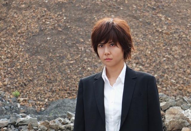 大沢たかお&松嶋菜々子&三池監督、カンヌのレッドカーペットで3ショット実現