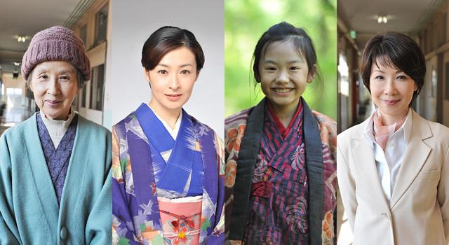 伊藤蘭、檀れい、愛菜ちゃんら豪華女優陣、八千草薫58年ぶり映画主演作に参戦