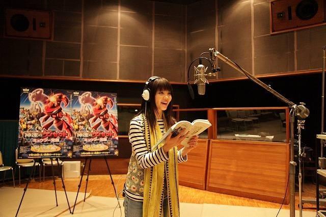 いきものがかり・吉岡聖恵、劇場版「ポケモン」のイーブイ役で声優初挑戦