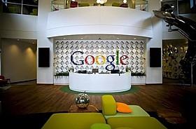 本社での映画撮影を許可したGoogle