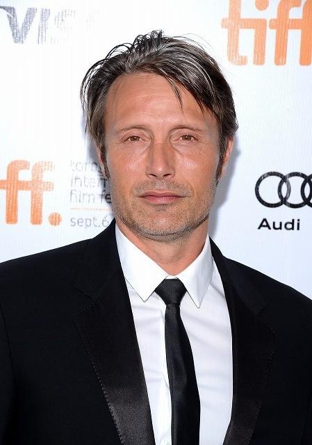 マッツ・ミケルセンが西部劇に初挑戦