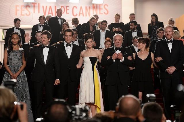 カンヌ映画祭中盤 オゾン、デプレシャン、コーエン兄弟らの話題作が登場