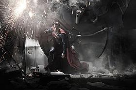 """異才クリストファー・ノーランによって """"スーパーマン""""誕生秘話が明らかに!「マン・オブ・スティール」"""