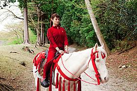 深田恭子が演じるグレート清子「偉大なる、しゅららぼん」