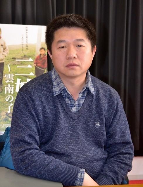 雲南省で新作を撮影したワン・ビン監督