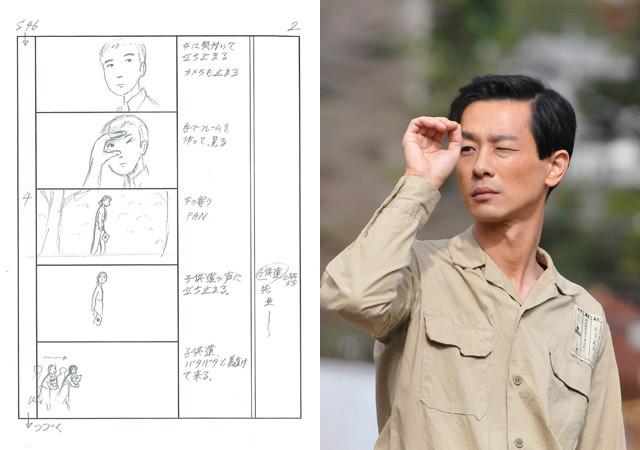 原恵一監督による「はじまりのみち」の貴重な絵コンテ公開!