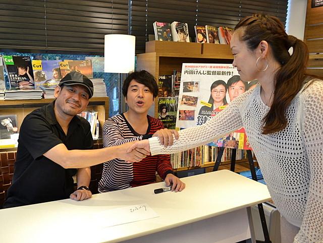 内田けんじ監督、映画を志したきっかけはジャッキー・チェン