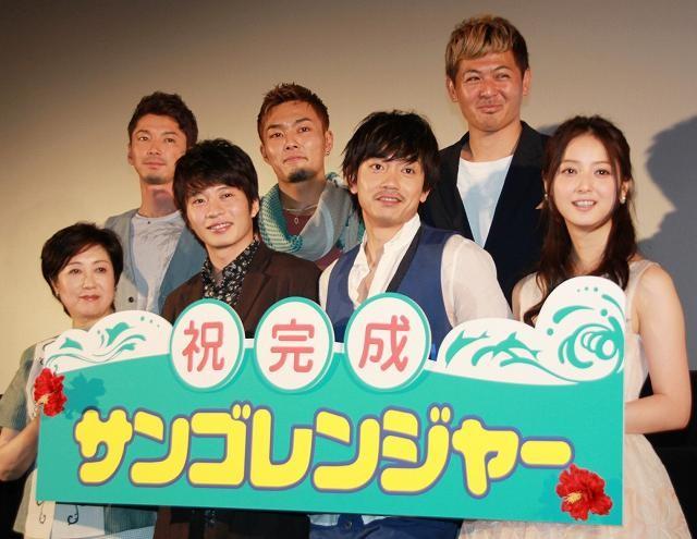 田中圭、雨で撮影中断も青柳翔と「歌って」きずな深める