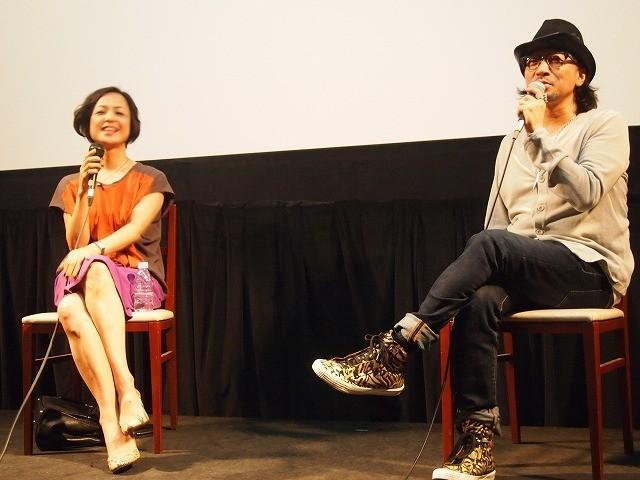 菊地成孔、I・ユペール主演のホン・サンス新作を「一言で言うと熟女もの」