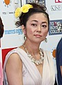 中島知子「お騒がせした、おわび申し上げたい」オセロ解散後初の会見に報道陣100人