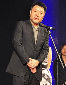 審査員を務めた原田眞人監督