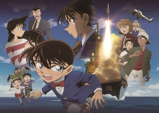 劇場版「名探偵コナン」新作、興収35億突破でシリーズ最高記録更新!