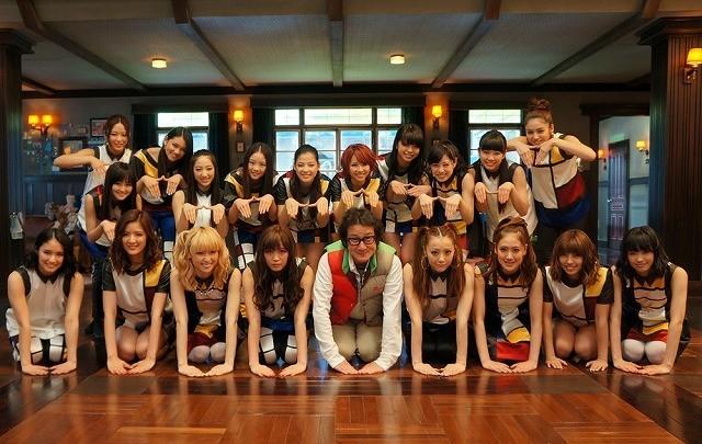 「謝罪の王様」主題歌はE-girls新曲 本編後は阿部サダヲ×EXILE×VERBALと夢の共演