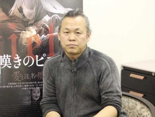 ベネチア映画祭金獅子賞を受賞したキム・ギドク監督