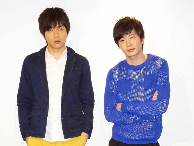 自然保護問題をコメディに昇華、「サンゴレンジャー」青柳翔&田中圭が魅力語る