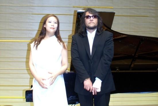 作曲家・佐村河内守と韓国のピアニスト、ソン・ヨルム