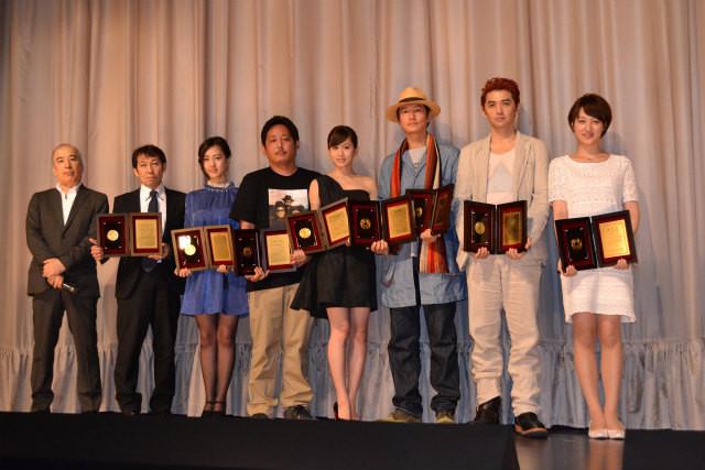 【日プロ大賞】主演男優賞・井浦新、故若松孝二監督に改めて感謝「思いに報いることができた」