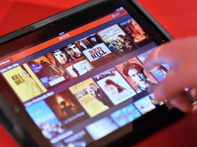 テレビのモバイル視聴が急増中 ネットフリックスやHuluが優勢
