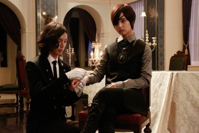 「黒執事」で男装初挑戦の剛力彩芽「私服は男の子っぽい服装が好き」