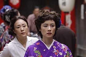 20年ぶりに姉妹共演を果たした原田貴和子と原田知世「ペコロスの母に会いに行く」