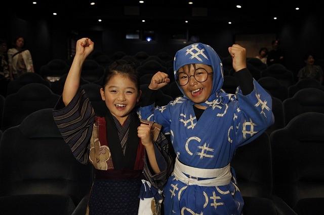 国民的キャラクターが夢の共演! 「忍たま」×「おしん」のコラボCM公開