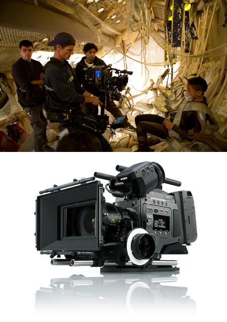 シャマラン監督と最新デジタルカメラの出合いが「アフター・アース」の映像美を実現