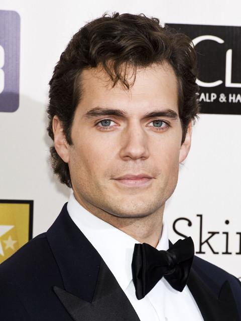新スーパーマン、ヘンリー・カビルはスターになれるか?