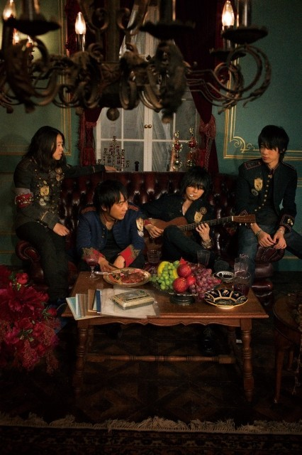 BUMP OF CHICKEN、松坂桃李主演「ガッチャマン」主題歌に新曲提供