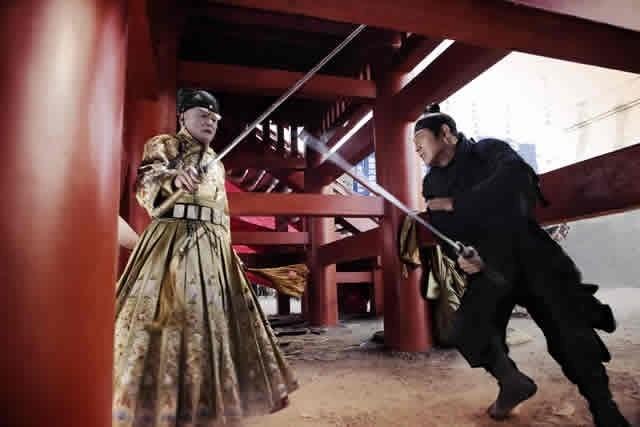 ジェット・リー主演「ドラゴンゲート」スペシャル動画を入手!