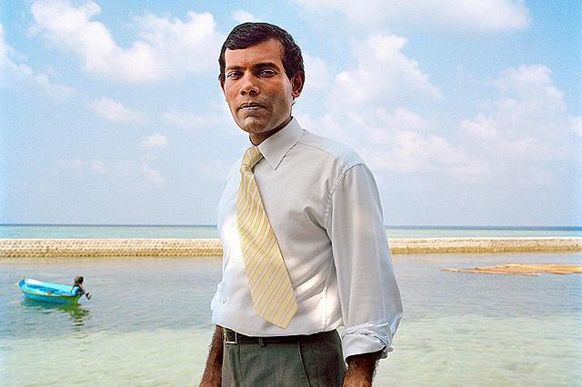 水没危機のモルディブ、温暖化防止を叫んだ前大統領を追うドキュメンタリー予告編