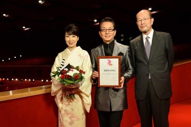 水谷豊&伊藤蘭の28年ぶり共演作「少年H」モスクワ映画祭で特別作品賞に