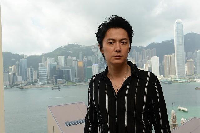 3000人の香港ファンからの歓迎を受けた福山雅治