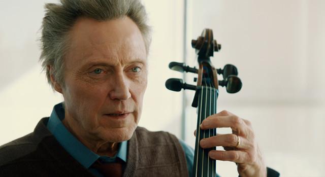 「25年目の弦楽四重奏」のC・ウォーケンが明かす特訓秘話