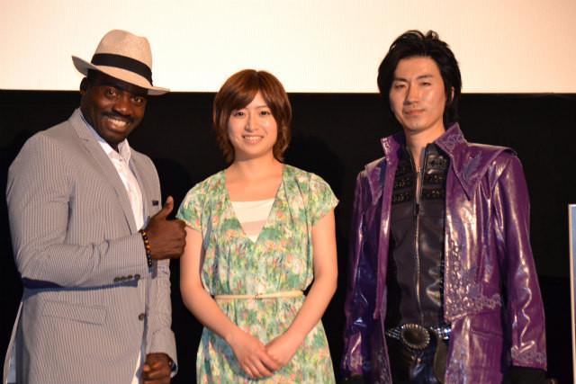 ボビー・オロゴン、念願の映画監督デビューに「日本、ありがとう!」