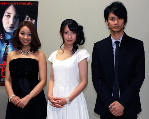 「トイレの花子さん 新劇場版」主演で女優・歌手デビューの上野優華「今、できることを」