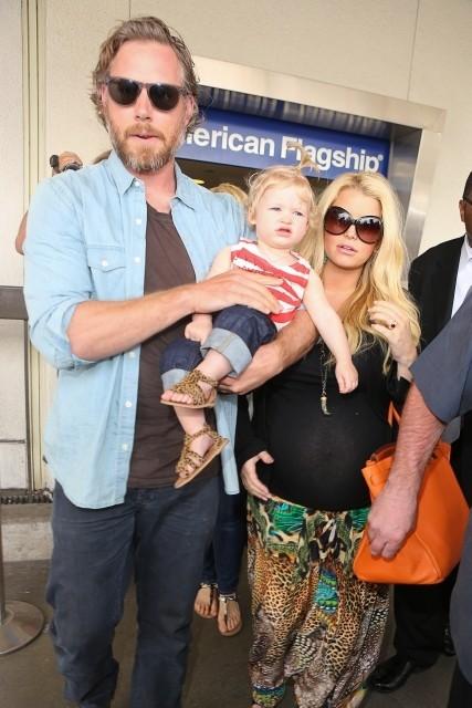 ジェシカ・シンプソンが第2子出産