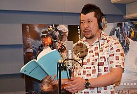 悪役ハンニバル・チャウ役の日本語吹き替えを担当「パシフィック・リム」