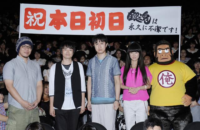 「銀魂」完結篇公開!主演の杉田智和「『銀魂』はなくならない」