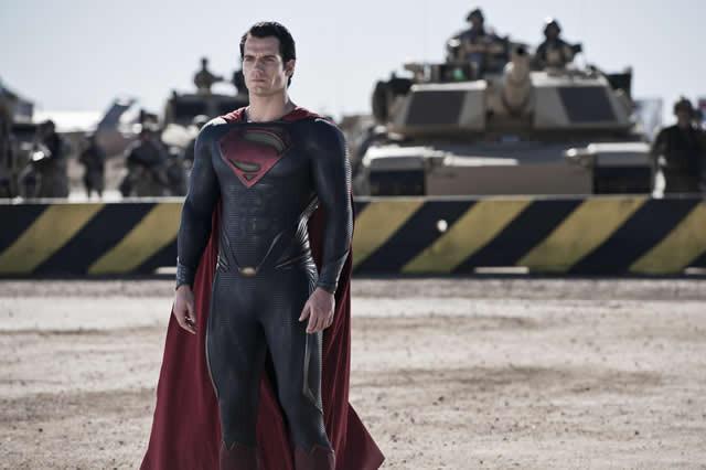 新・スーパーマンが全世界を席巻中!