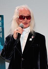 参院選出馬断念を明かした内田裕也「マイ・ウェイ」