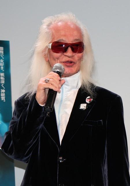 """内田裕也、参院選出馬を断念していた!""""わが道""""はやはり「ロックンロール」"""