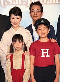 水谷豊&伊藤蘭の28年ぶり共演作「少年H」