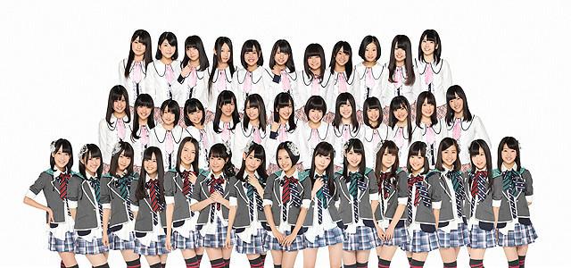 HKT48、日本最大のアイドルフェス「TIF 2013」に出演決定